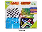 Il gioco di formazione gioca il giocattolo di plastica educativo del gioco di scacchi (964204)