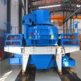 Arena vertical del impacto del eje que hace la máquina con el certificado de la ISO