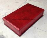 節玉のサテンのマットの終わりの木の茶包装のギフト用の箱