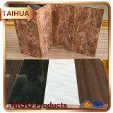 Empresas de construção civis como a placa refratária do óxido de painel de sanduíche/telha de telhadura/de magnésio HOME Prefab/parede (MGO) decorativa