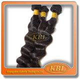 Kbl 광저우에서 느슨한 파도치는 페루 머리