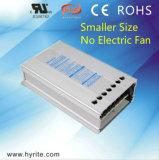 fonte de alimentação Rainproof do diodo emissor de luz do CV de 12V 60W IP23 com CCC