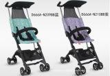 Il carrello caldo 3 della sede di automobile del bambino di vendita 2017 in 1 passeggiatore multifunzionale del bambino con il bambino trasporta il cestino