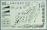 白い文字黒のバックライト否定的なLCDの表示のモジュール