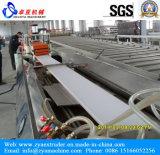 Techo de PVC máquina de cartón Menaje Panel Extrusora