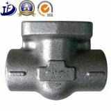 Válvula do molde do ferro de carcaça da fundição do OEM com processo da carcaça