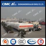 Cimc Huajun Bulk GrainかFront CylinderのPowder Tanker