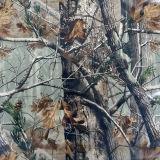 Idro eccellente della pellicola di Hydrographics della pellicola di stampa di trasferimento dell'acqua del camuffamento e dell'albero di larghezza di Tsautop 0.5m/1m di qualità che tuffa pellicola Tsmh8086