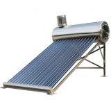 Collettore solare Non-Pressurized del riscaldatore di acqua con il serbatoio di acqua solare