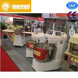 Deux machine industrielle de mélangeur de la pâte de la boulangerie 25kg de vitesses