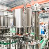 3 en 1 máquina de rellenar plástica del agua mineral de la botella de Monoblock