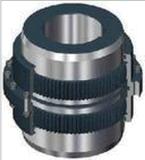 Acoplador de eje de acoplador estándar del engranaje del tambor (GICL)