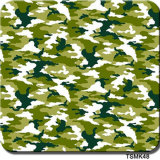 Camouflage van de Breedte van Tsautop de In het groot 0.5m/1m en Film Tsmd055 van de Film van de Film van de Druk van de Overdracht van het Water van de Boom de Hydrografische Hydro Onderdompelende