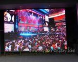 스크린을 광고하는 Skymax 실내 1r1g1b 정규 LED