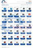 Impulsor / Plug / Disjuntor / Junta / Rodas Geradores Bomba de água Peças sobressalentes gerais de alta pressão