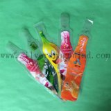Sacs en plastique d'emballage de boisson de catégorie comestible
