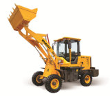 3.6 carregador do crescimento do carregador da roda de Cbm da tonelada 1.5 para a construção