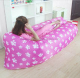 卸し売り屋外の寝袋のソファーのキャンプの不精なエアーバッグのソファー