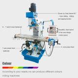 Вертикальный ручной Drilling & филировальная машина (ZX6350C)