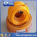 Manguito flexible del PVC del aerosol de la venta de la agricultura del pesticida de alta presión caliente de la irrigación