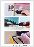 LEDの懐中電燈が付いている1つの脱出のツール及び安全ハンマーのマルチスクリュードライバーの8