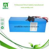 Paquete de la batería del triángulo 48V 1000W Lithiium para el kit eléctrico de la bici