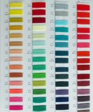 100% Ring gesponnenes farbiges Polyester-Garn