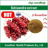 Schisandrinsの自然なSchisandraのエキスの粉