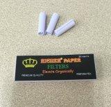 Un cigarrillo más rico de la marca de fábrica/extremidades de filtro de papel que fuman