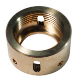 Spezieller CNC Turned Parts Accurate 0.01mm, Brass Automobile Parts
