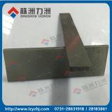 Tiras do carboneto de tungstênio K10/K20 para o funcionamento de madeira das ferramentas e do metal de estaca
