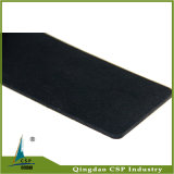 Crossfitの体操のCrossfitの黒いカラーのゴム製フロアーリングのマット