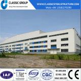 Entrepôt industriel préfabriqué/atelier/hangar/usine de structure métallique de Quatre-Étage