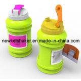 опарник бутылки воды 2200ml/2500ml PETG пластичный для еды, чайника