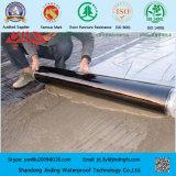 Selbstklebendes Bitumen-imprägniernmembrane verwendet auf konkretem Dach
