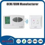 Termóstato electrónico programable sin hilos del sitio de calefacción central