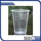 Copo bebendo plástico descartável de Jianxin 200cc