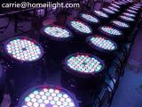 Van de LEIDENE van de fabrikant 4PCS Vrije Verschepen van de Lamp van het PARI 3W*54 het Hoge Macht niet Waterdichte