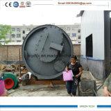 Macchina di gomma di riciclaggio dei rifiuti da Heating Pyrolysis