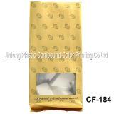 Quad Sealed Ventil Kaffee-Verpackung Taschen