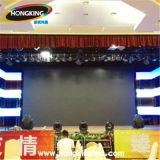 Heiße verkaufende farbenreiche Bildschirm-Bildschirmanzeige-Video-Wand der Miete-LED des Geschäfts-P7.62