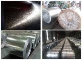(0.125mm-0.8mm) Lo strato galvanizzato tetto/dell'acciaio/ha galvanizzato la bobina d'acciaio