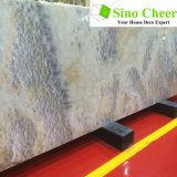 Экстренный выпуск конструирует мраморный каменную естественную плитку пола сляба
