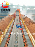 SPD Trough Roller per Belt Conveyor, Steel Roller