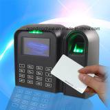 Biometrischer Fingerabdruck-Zeit-Schreiber mit berührtem Tastaturblock (Qclear-TC)