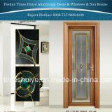 Подгонянная дверь патио размера алюминиевая