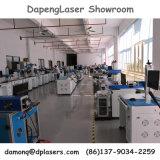 Маркировка и гравировальный станок пробки лазера волокна CNC