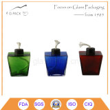 Lámpara de vector de cristal colorida del petróleo/del keroseno