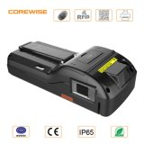 Impressão digital Tempo Attendance com Printer e RFID Card com Magnetic Strip