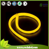Material de PVC SMD3528 Azul LED Neon Rope Light